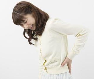 症状例(背中の痛み)